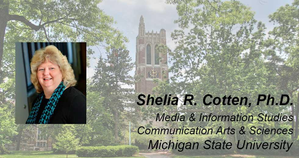 Shelia R. Cotten Research